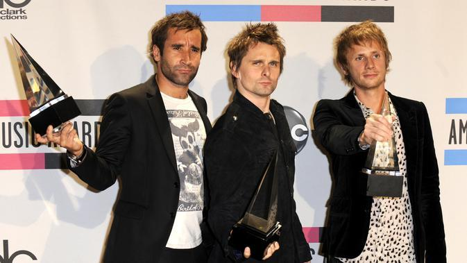 Lirik Lagu Starlight - Muse