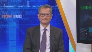 陳茂波料首季GDP顯著改善 失業率短期改善空間有限