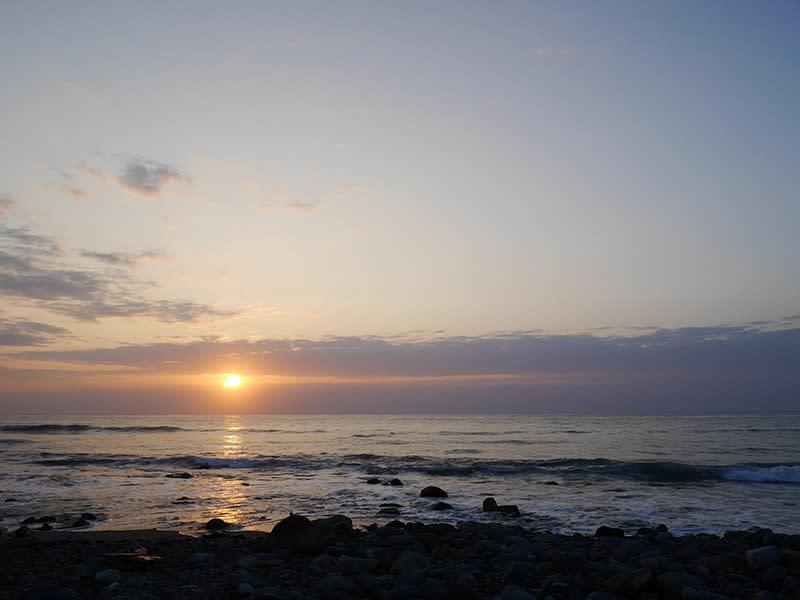 台東都蘭海邊