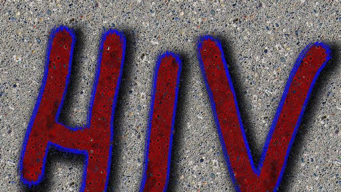 HIV./Pixabay geralt