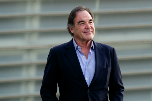 Oliver Stone Tweets Martin Luther King Project is Over