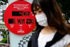 Lebih setengah warga Tokyo menolak Olimpiade pada 2021