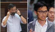 胡志偉陳志全朱凱廸等7泛民被捕 涉5月8日立法會內會違特權法
