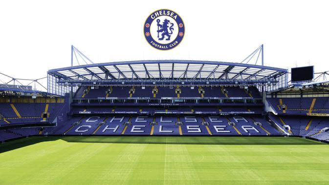 Markas Chelsea, Stamford Bridge, London. (ChelseaSeason)