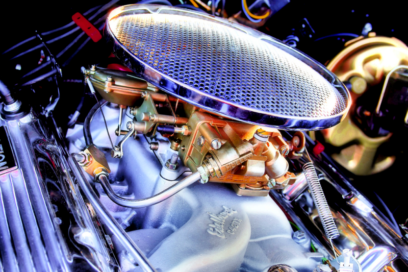 No, it's not a popcorn popper; it's Motoramic's Flickr photo of the day