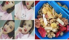 跟著邵雨薇這樣吃麥片,不胖、有飽而且好好吃!