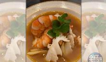 【裴社長廚房手記59】西西里海龍王湯 龍蝦頭與蔬菜的美味關係