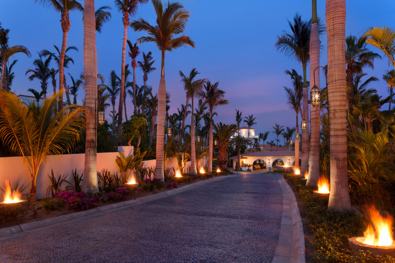 "<p>From the moment guests arrive at this resort that has 174 rooms, they'll be greeted with luxe surrounds.<br />Source: <a rel=""nofollow"" href=""https://www.oneandonlyresorts.com/one-and-only-palmilla-los-cabos"">One&Only</a> </p>"