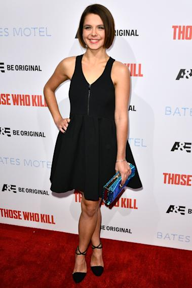 "Premiere Party For A&E's Season 2 Of ""Bates Motel"" & Series Premiere Of ""Those Who Kill"" - Arrivals"