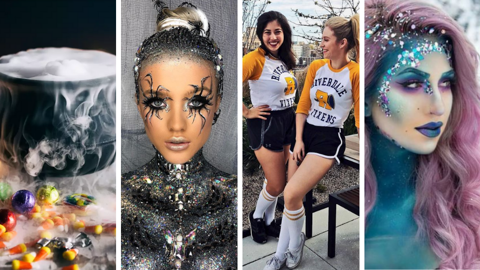 <p>Halloween is almost here! Here are some of the most popular looks for 2018. </p>