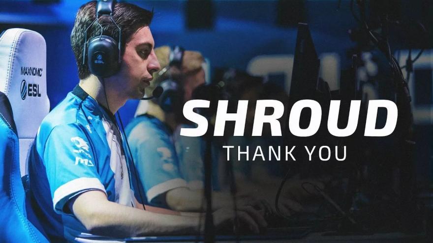 Shroud Pubg Hd Wallpaper: 前C9 職業選手 Shroud 正式退役:我們直播上見!
