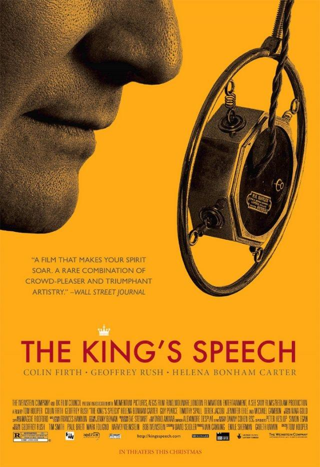 'The King's Speech' is being re-released with a new rating in US cinemas
