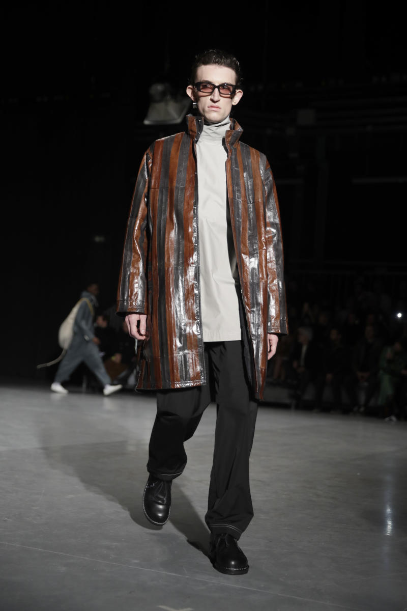 Italy Fashion Mens F/W 20/21 Sunnei