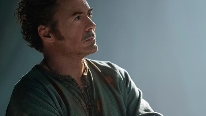 Robert Downey Jr. sebagai Dolittle. (Foto: Dok. Universal Pictures)