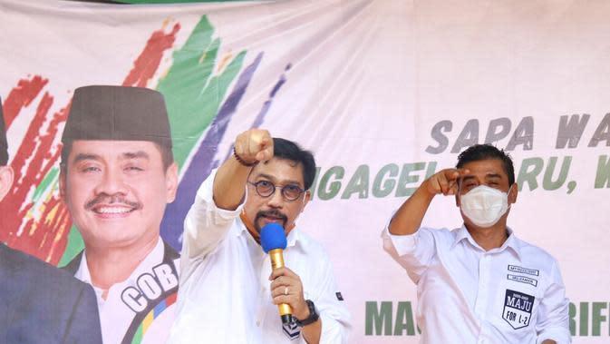 Strategi Machfud Arifin Bangkitkan Sektor UMKM Surabaya