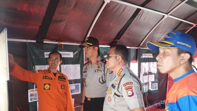 Harapan Keluarga Penyelam yang Hilang di Pulau Sangiang