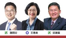 2022彰化縣長選情初探》挑戰現任王惠美 先看綠營魏明谷、邱建富誰能出線