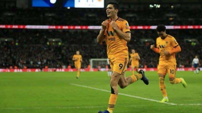 Penyerang Wolverhampton Wanderers, Raul Jimenez
