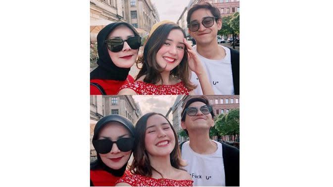 Bio One dan Beby Tsabina (Sumber: Instagram/@linda_darmawan03)
