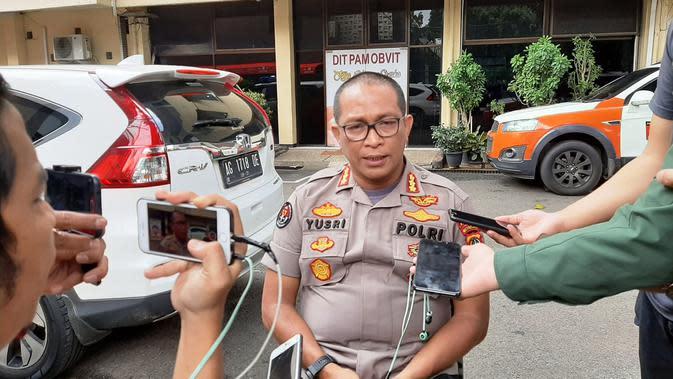 Polisi Terbitkan DPO untuk Napi Asal China yang Kabur dari Lapas Tangerang