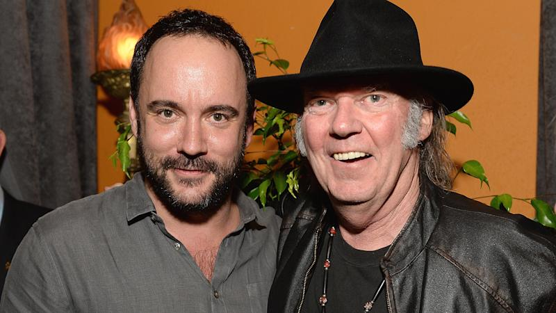 Neil Young: 'I'm a Producer and an Engineer, Partially, and I'm Not Really Good at Either One'