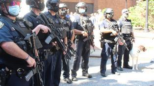悼念911 紐約絕對安全…數千警員全城駐守