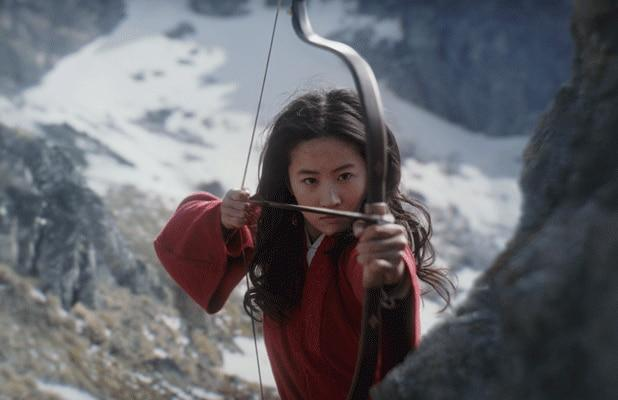'Mulan' Star Liu Yifei Trained 7 Hours a Day for 3 Months for 'Explosive' Fight Sequences (Video)