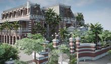 百年前台北車站對面是飯店? 「台灣鐵道旅館」曝光