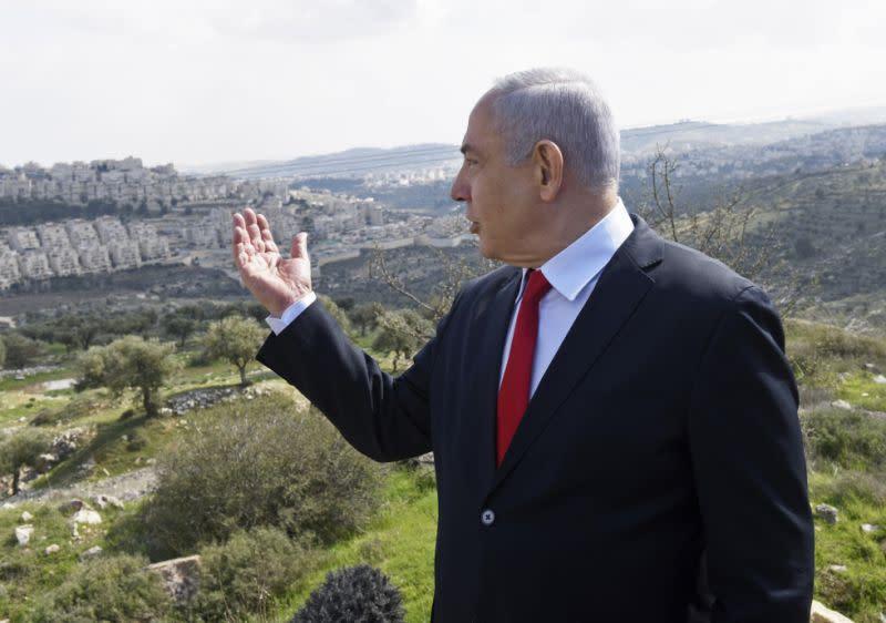 Gedung Putih berselisih mengenai rencana Israel menganeksasi Tepi Barat