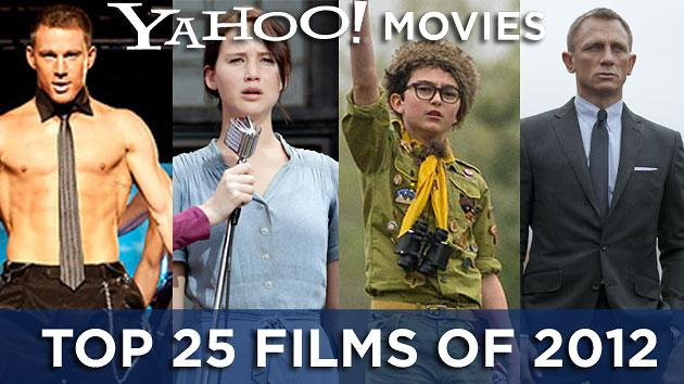 The Top 25 Films of 2012