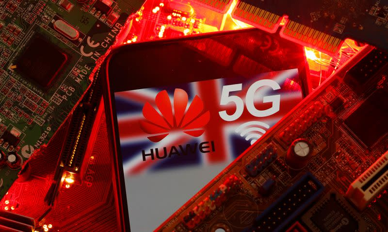 UK minister says Huawei must meet conditions for involvement in 5G network