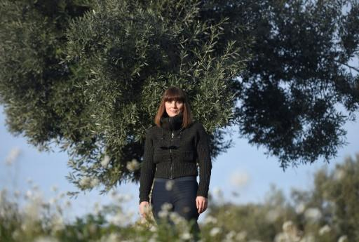 """""""Adopt an Olive Tree"""" co-founder Sira Plana says that for most sponsors, the decision is """"very, very emotional... linked to a relative, a child, grandfather, an olive plantation"""""""