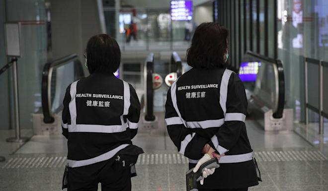 Health checks have been stepped up at airports around the world. Photo: AP