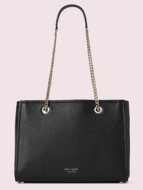 Amelia Pebble Large Tote. Image via Kate Spade.