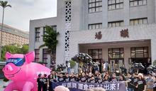 1122穿黑衣上街「秋鬥」 國民黨總動員全力一搏