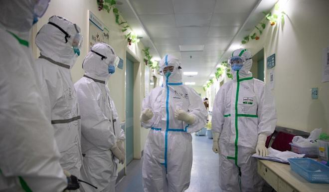 China has reported 82,901 infections since the outbreak began. Photo: Xinhua