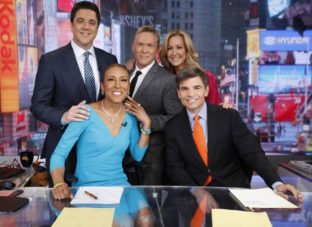 Robin Roberts Returns to 'GMA,' Scores Interview with Michelle Obama