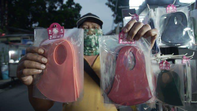 Ahli Ungkap Alasan Masker Scuba Tak Efektif Tangkal Corona
