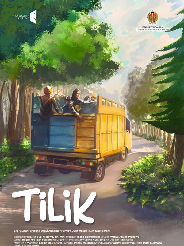 Poster film Tilik. (Foto: Dok. Ravacana Films)