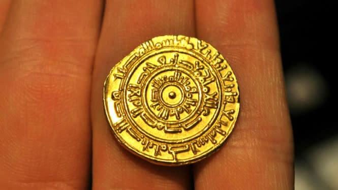 Ratusan Koin Emas dari Zaman Kejayaan Islam Ditemukan di Israel