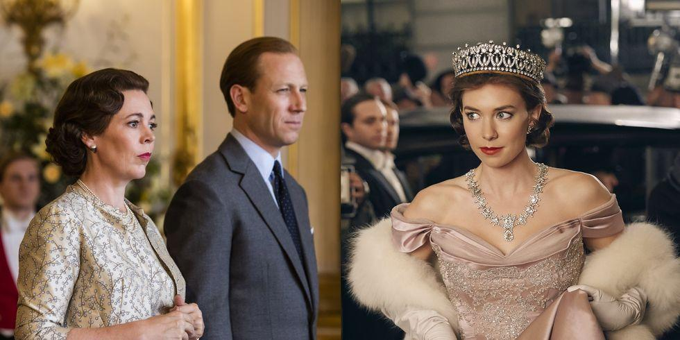 """<p>After what feels like the longest wait of all time, <a href=""""http://www.harpersbazaar.com/culture/film-tv/a14307181/the-crown-season-3-news-date-cast-spoilers/"""" target=""""_blank"""">Season 3 of <em>The Crown</em></a><em></em> is finally on Netflix, and <a href=""""https://www.harpersbazaar.com/culture/film-tv/a27101318/the-crown-season-4-news-date-cast-spoilers/"""" target=""""_blank"""">Season 4 is already in production</a>. So to sate your thirst for all things royal family-related, we're taking a look at behind-the-scenes details and fun facts about the regal hit Netflix series. From pay disparity disputes, to John Lithgow's problematic height when playing Winston Churchill, here's everything you need to know about <em>The Crown</em>.</p>"""