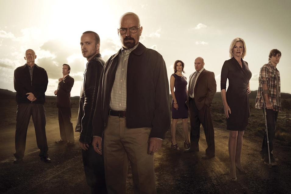 "Users' Best Shows of 2012 - ""Breaking Bad"""
