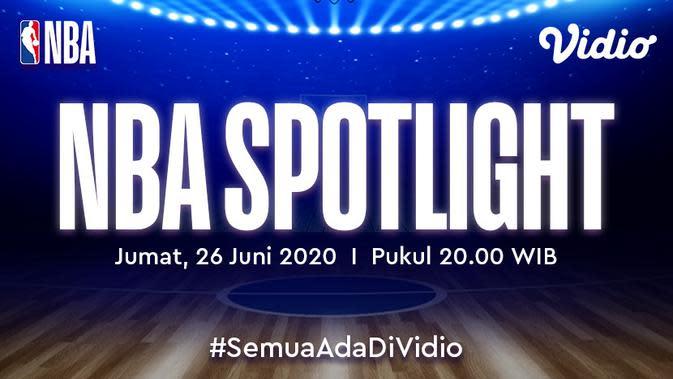 Seri NBA Spotlight Hari Ini di Vidio, Angkat Kisah Eks Pebasket Muggsy Bogues