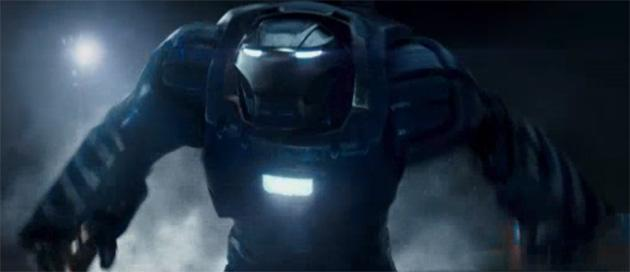 Tony Stark vs. Mandarin in epic new Iron Man 3 trailer