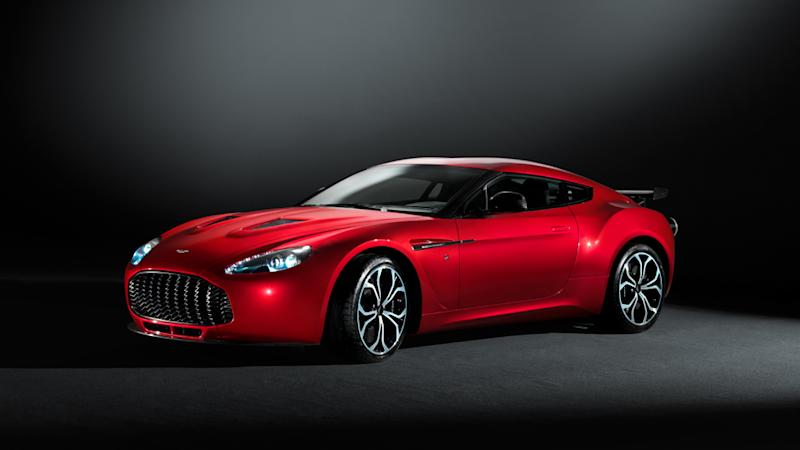 Aston Martin V12 Zagato official photos, price revealed