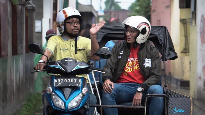 Live Streaming Indosiar Jemput Rezeki Bersama Sandiaga Uno, Episode Sabtu 19 September 2020