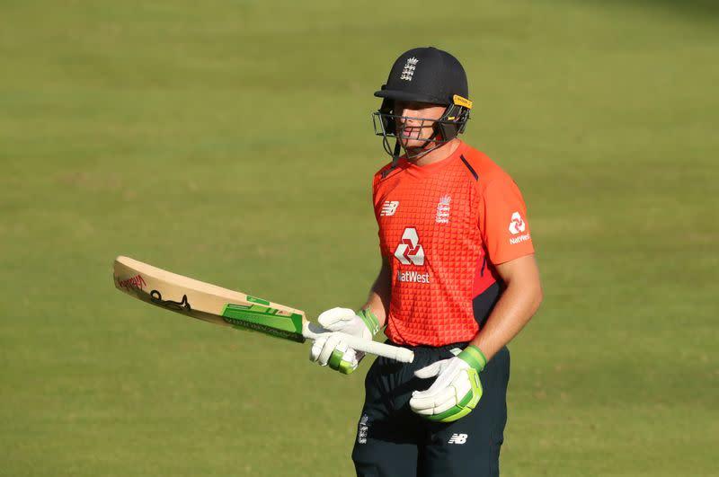 South Africa v England - Third T20