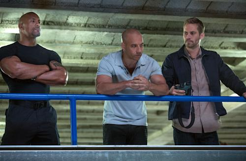 'Fast & Furious 6′ Live Red Carpet Premiere Direct From London