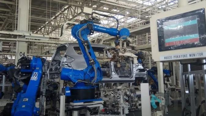 Pabrik Suzuki Indonesia Kembali Beroperasi Demi Penuhi Ekspor