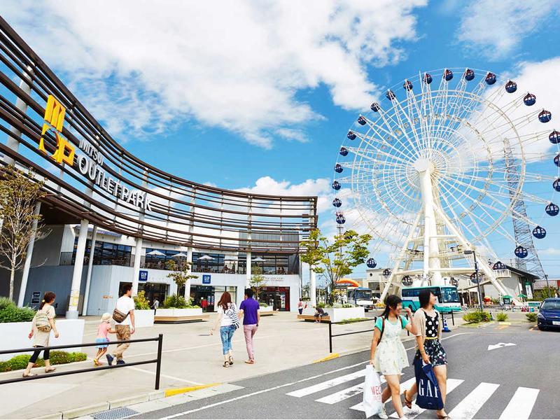 三井Outlet Park仙台港